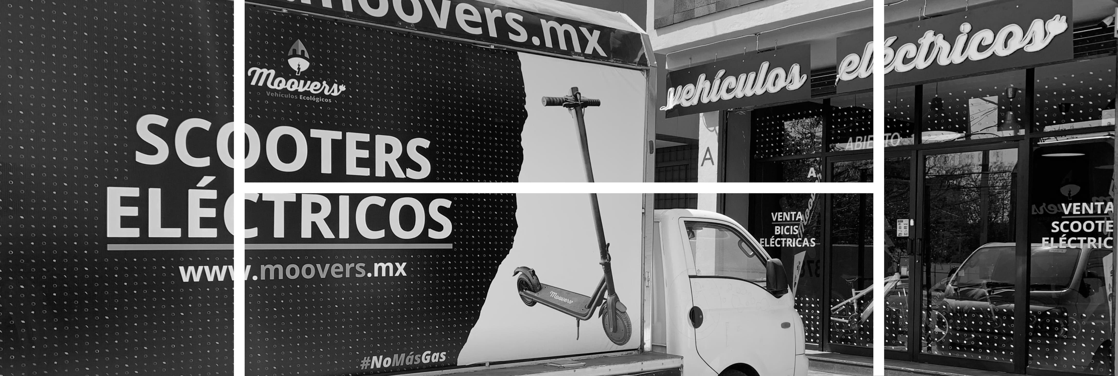 Venta scooters electricos en Merida